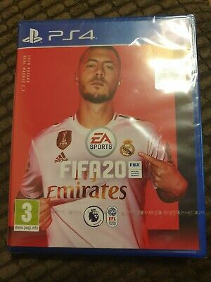 FIFA 20 (PS4) Game | BRAND & SEALED