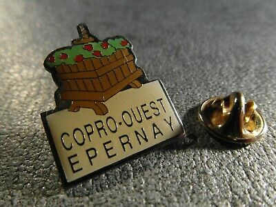 Rare Pins Pin's - Copro Ouest Epernay - Champagne - Pressoir - Tourisme - Ville