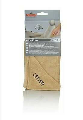 Nigrin Microfiber Cloth for Leather 71115