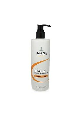 Image Skincare Vital C Hydrating Facial Cleanser 12 oz FREE SHIPPING