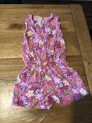 Paw Patrol Short Outfit