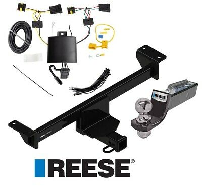 "Reese Trailer Tow Hitch For 19 Infiniti QX50 Complete w/ Wiring and 2"" Ball"