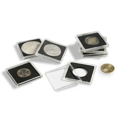 Lighthouse Quadrum 2x2 Coin Holders - 38mm - 10 pack (Large Dollars)