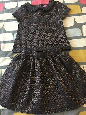 F & F Girls Party Outfit Aged 2-3 Years