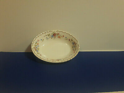 "Royal Albert "" Jubilee Rose"" Bone China serving dish"