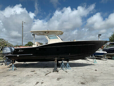 2017 Scout 320 LXF w/joystick T-F300 Yamaha XCA fourstroke 118 hours LOADED