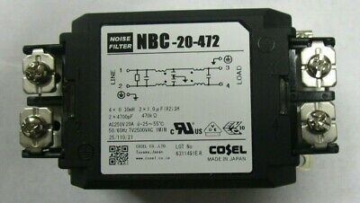 COSEL Noise Filter NBC-20-472