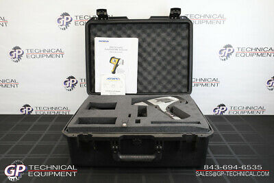 Olympus DC-2000 Delta Classic XRF Analyzer -Precious Metals + Car Catalyst Mode!
