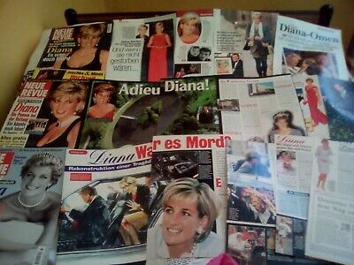 Clippings diana lady D
