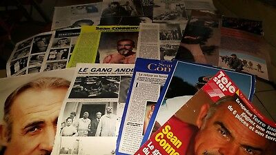 Clippings Sean connery