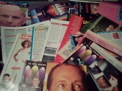 Clippings Bruce Willis