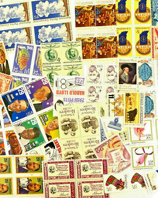 US MINT POSTAGE STAMPS at a DISCOUNT $11.00 POSTAGE for only $8.00
