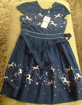 Beautiful Unworn Yumi Girls Unicorn Dress Age 11-12 Years