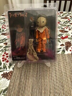 2019 NECA TrickRTreat Sam Cloth Action Figure NEW SEALED