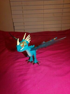 How To Train Your Dragon--Blue Deadly Nadder Figure.