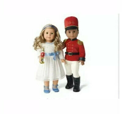American Girl Nutcracker Prince & Clara Outfit Set Limited Ed. READY TO SHIP!