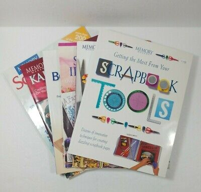 6 Memory Makers Scrapbooking Books Tools Photo Cropping Ideas Scrapbook