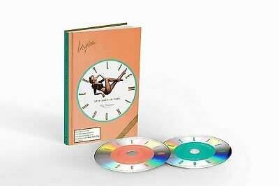 Kylie Minogue Step Back In Time: The Definitive Collection Book Edition