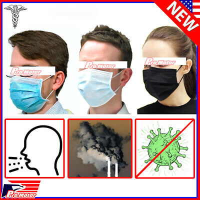 Disposable Dental Industry Dust proof Mouth Facial Face Mask Respirator