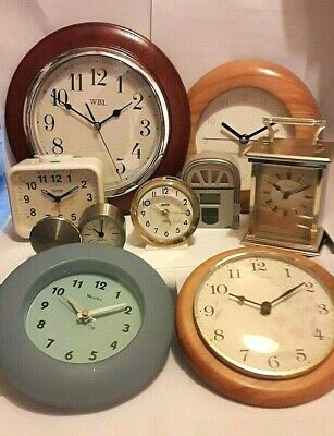 CLOCKS, CLOCKS > ALL TYPES - click SELECT to browse or order
