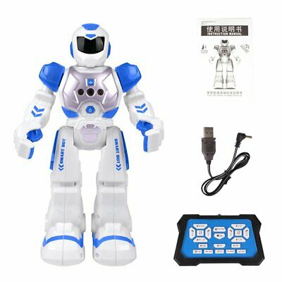 New RC Smart Robot Toy Moving Dancing Singing Walking Remote Control Kids Toys #