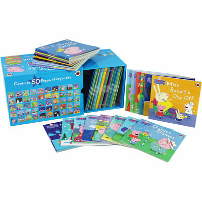 The Ultimate Peppa Pig Collection Hardcover