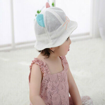 Cat Toddler Baby Kid Girls Summer Outdoor Lovely Sun Hat Cap Beach  ONE
