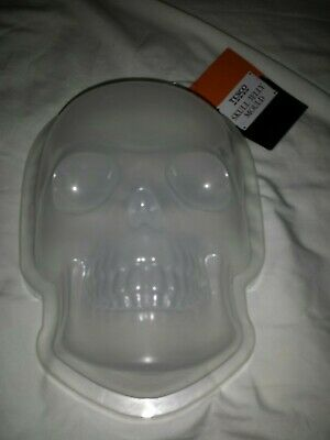 Brand New Tesco Skull Jelly Mould