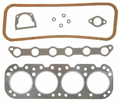 Head Gasket Set without Seals for Allis Chalmers B C CA ++ Tractors