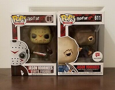 Funko Pop! Movies - Friday the 13th - Jason Voorhees Set