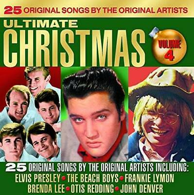 Ultimate Christmas Album, Vol. 4 by Various Artists