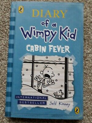 Diary Of A Wimpy Kid. Cabin Fever.