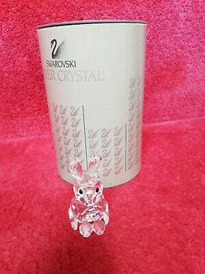 Swarovski Mother Rabbit 014850 with box