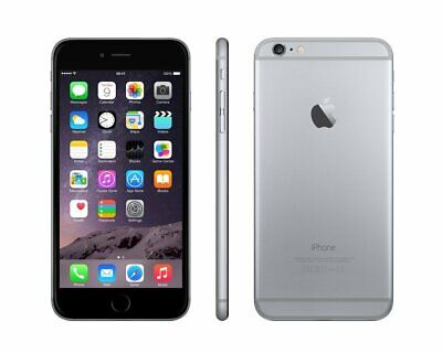 Apple iPhone 6s Plus - 32GB - Space Gray (Unlocked) A1634 CDMA + GSM