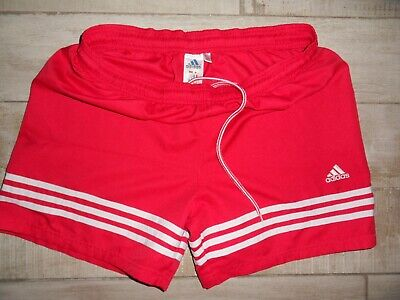 SHORT FOOT ADIDAS Climalite Vintage Annees 2000 No Maillot