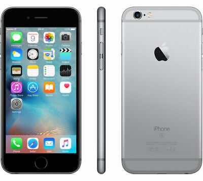 Apple iPhone 6s Plus - 32GB - Space Gray Tracfone / Straight Talk A1634 CDMA+GSM