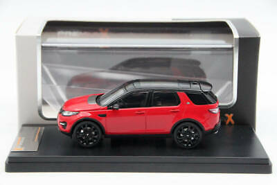 Premium X 1/43 Range Rover Discovery Sport 2015 PRD402 Red Christmas Gifts Toys
