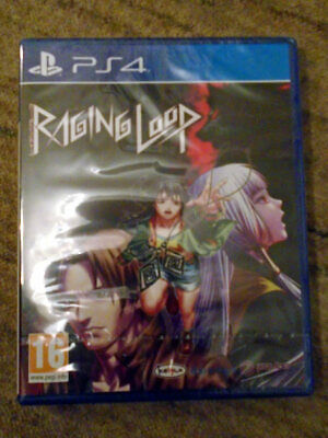 Raging Loop - PlayStation 4 - PAL UK - New & Sealed