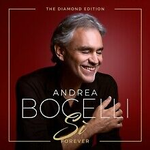 Andrea Bocelli ~ Si Forever - The Diamond Edition CD Album *New & Sealed*