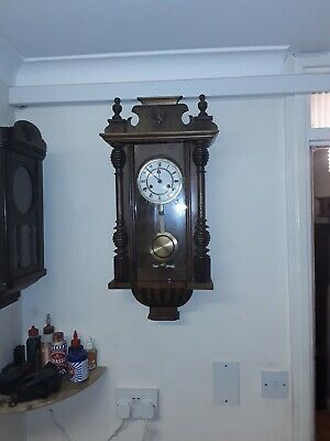 3x Vienna Wall Clocks All Work But Need Finishing