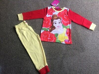 Girls Belle Princess pyjamas Size 2 - 3 years - New with Tags!!!