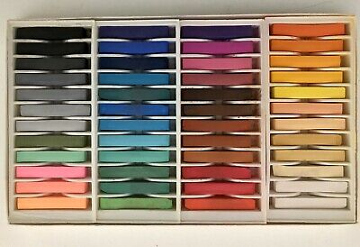 Koss 48 Square Pastels Vintage Original Box - Excellent Condition