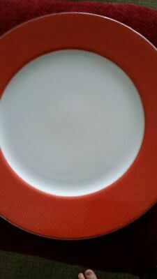 5 large dinner plates - made in japan
