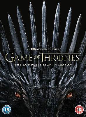 Game of Thrones: The Complete Eighth Season  *NEW + SEALED*