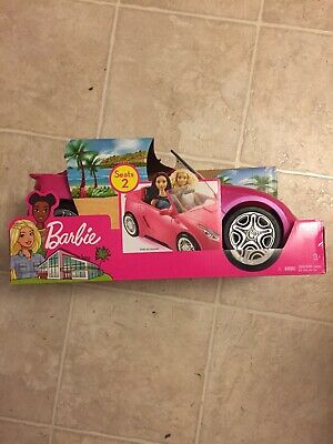 Mattel DVX59 Barbie Glam Convertible Doll Vehicle