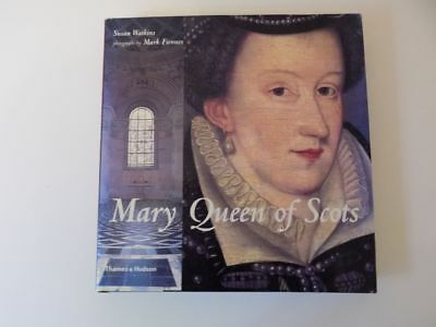 Mary Queen of Scots by Susan Watkins Hardback Book 2001 History Scotland 1st Ed