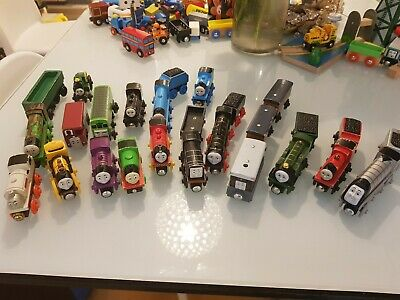 Thomas the Tank Engine and Friends - wooden trains bundle - over 20 characters