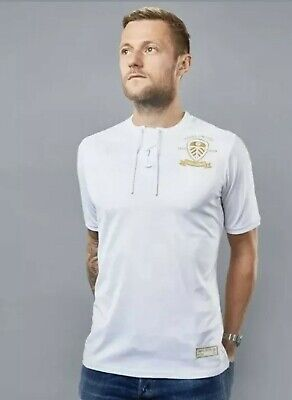 Leeds United Centenary Shirt and Book Limited Edition brand new