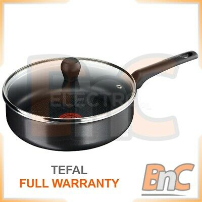 Frying Pan B3093242 Invissia TEFAL frying pan with lid Electric Gas Hob