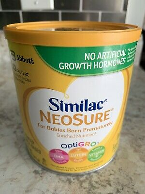 Similac NeoSure Infant Formula with Iron Powder,13.1oz. - 5 Pack